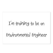 I'm Training To Be An Environmental Engineer Postc