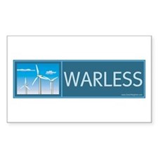 Wind Power Rectangle Decal