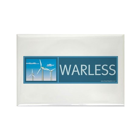 Wind Power Rectangle Magnet (100 pack)