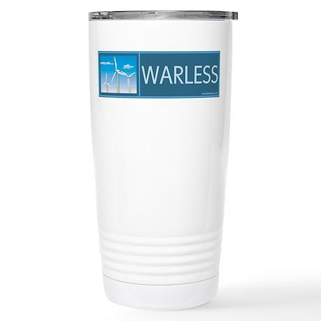 Wind Power Stainless Steel Travel Mug