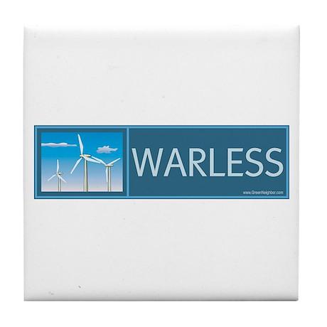 Wind Power Tile Coaster