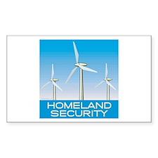Wind Power America Decal