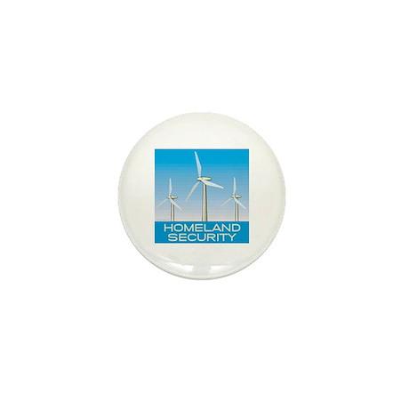 Wind Power America Mini Button (100 pack)