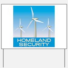 Wind Power America Yard Sign