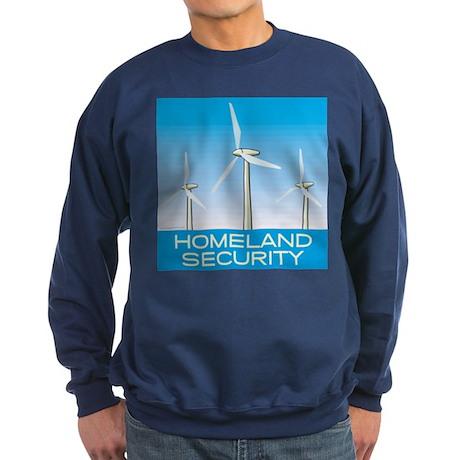 Wind Power America Sweatshirt (dark)