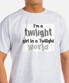 I'm A Twilight Girl T-Shirt