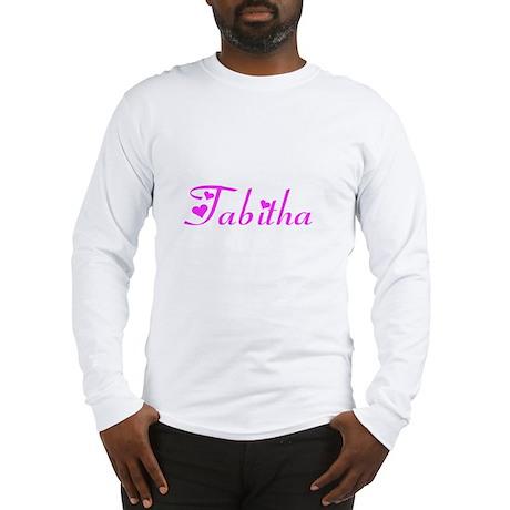 Tabitha Long Sleeve T-Shirt