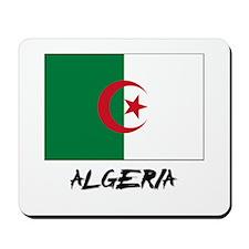 Algeria Flag Mousepad