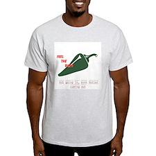 Rude Gross Hot Jalapeno T-Shirt