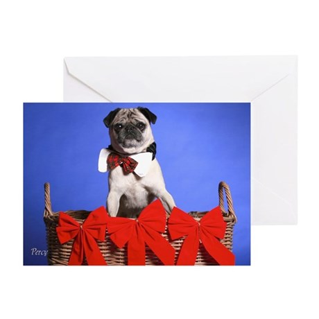 Perry Christmas Greeting Cards (Pk of 20)