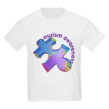 Pastel Autism Puzzle T-Shirt