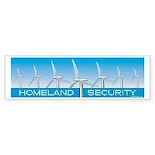 Wind Power for America Bumper Bumper Sticker
