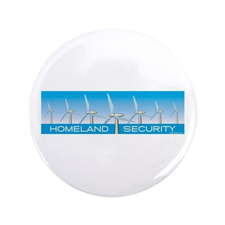 "Wind Power for America 3.5"" Button"