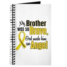 Angel 1 BROTHER Child Cancer Journal