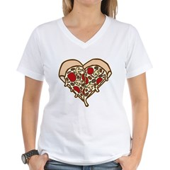 Pizza Heart Shirt