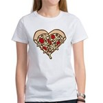 Pizza Heart Women's T-Shirt