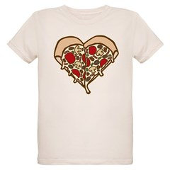 Pizza Heart T-Shirt