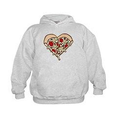 Pizza Heart Hoodie