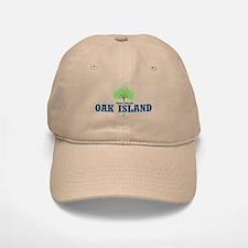 Oak Island NC Baseball Baseball Cap