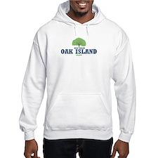 Oak Island NC Hoodie