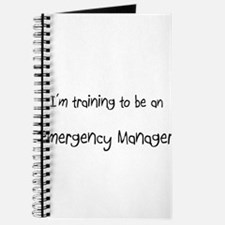 I'm Training To Be An Emergency Manager Journal