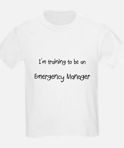 I'm Training To Be An Emergency Manager T-Shirt