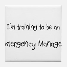 I'm Training To Be An Emergency Manager Tile Coast