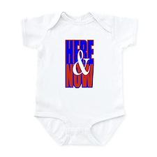 Here & Now Infant Bodysuit