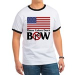 No Bow Ringer T