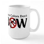 No Bow Large Mug