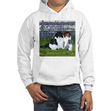 Shetland Sheepdog Family Hoodie