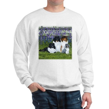 Shetland Sheepdog Family Sweatshirt