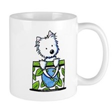 09 Earth Day Westie Mug