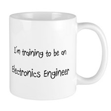 I'm Training To Be An Electronics Engineer Mug