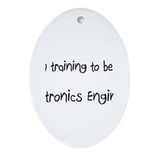 I'm Training To Be An Electronics Engineer Ornamen