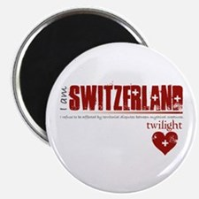 Twilight Switzerland Magnet