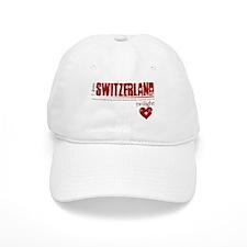 Twilight Switzerland Baseball Baseball Cap
