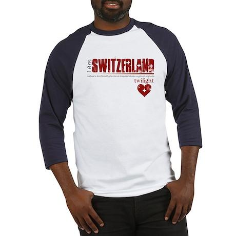 Twilight Switzerland Baseball Jersey