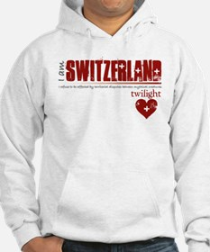 Twilight Switzerland Hoodie