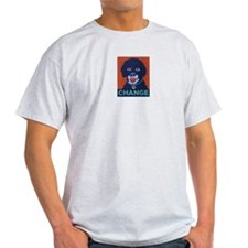 Charlie Obama - Change T-Shirt