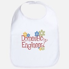 Domestic Engineer Bib