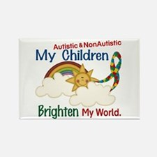 Brighten World 1 (A &Non/A Children) Rectangle Mag