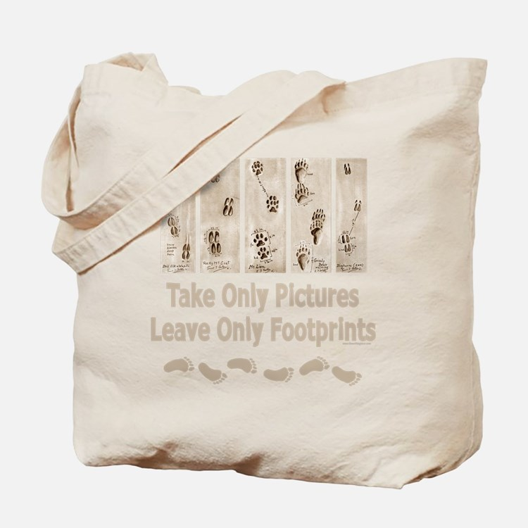 Outdoor Code of Ethics Tote Bag