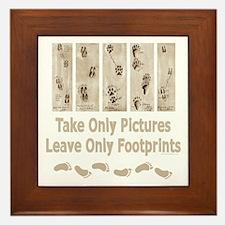 Outdoor Code of Ethics Framed Tile