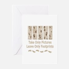 Outdoor Code of Ethics Greeting Cards (Pk of 20)