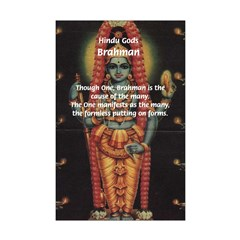 Diversity from Unity: Brahman Posters