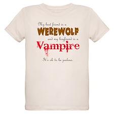 Werewolf or Vampire T-Shirt