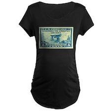 stamp2 Maternity T-Shirt