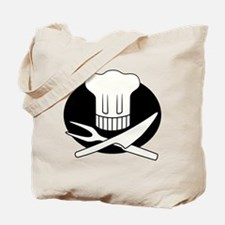Pirate Chef Tote Bag