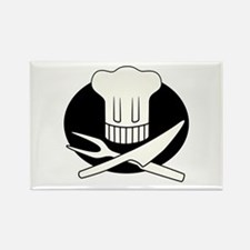 Pirate Chef Rectangle Magnet (100 pack)